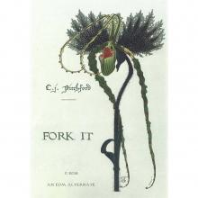 illustration of fleur du mal as cover for Fork it